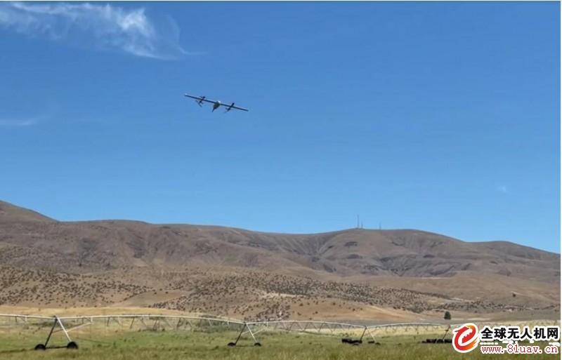 美军氢动力小型无人机 测试成功