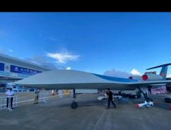 彩虹 6无人机抵达珠海航展 画面曝光