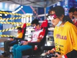 中国无人机竞速公开赛海口举行