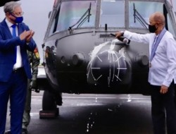 """菲律宾空军再接收5架S-70i直升机和4架""""扫描鹰""""无人机"""