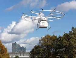 Volocopte公司完成VoloDrone电动货运无人机作业演示